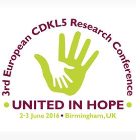 3. CDKL5 Konferenz