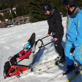 CDKL5-Skitag in Lenzerheide am 24.3.18